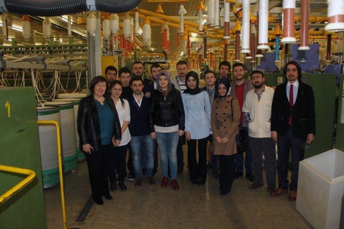'İyi bir mühendisin fabrika tozu yutması şart'
