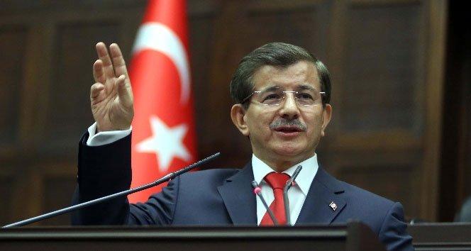 Davutoğlu, CHP'ye meydan okudu, spekülatörleri uyardı!