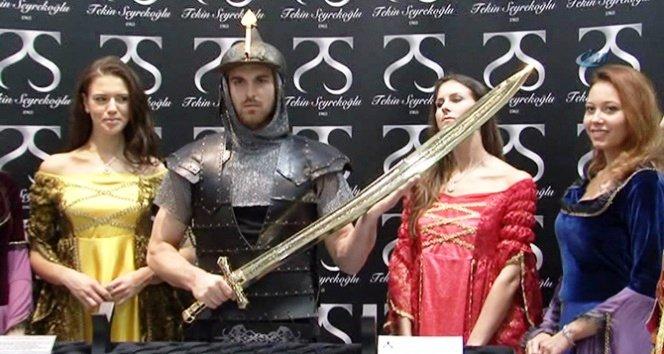 İşte Fatih'in kılıcı: Değeri 1 milyon lira!