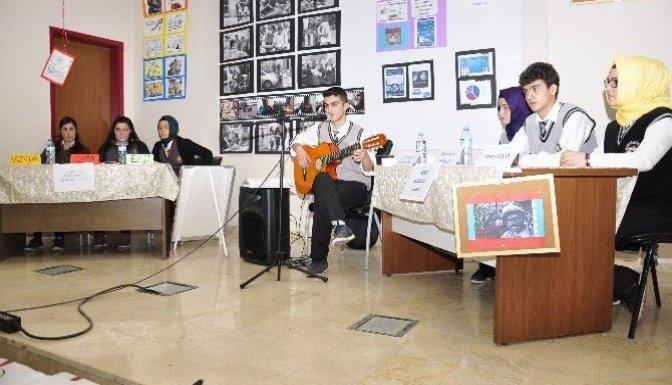 Afşin'de Okullararası münazara
