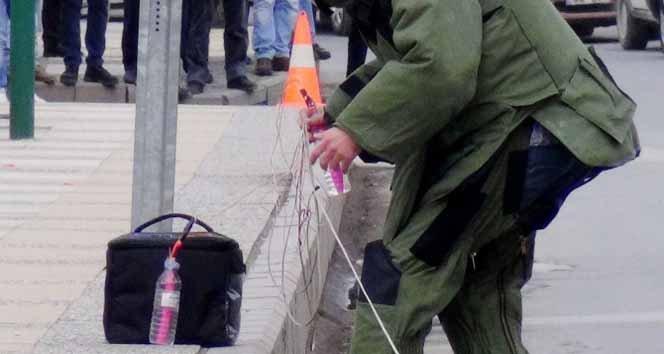 Reyhanlı'da 'bomba' alarmı!