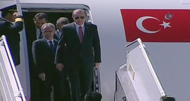 Cumhurbaşkanı Erdoğan İran'da!
