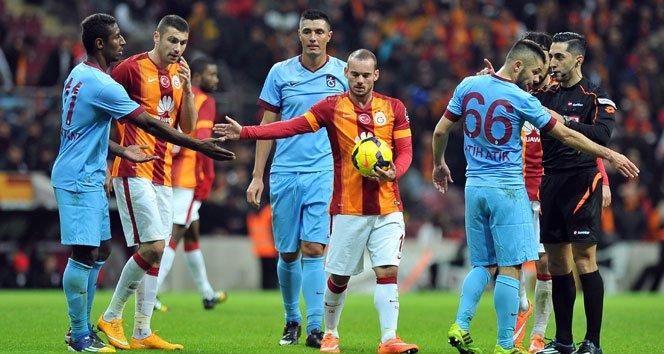 Trabzonspor-Galatasaray rekabetinde 119. randevu!