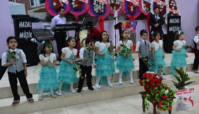 Pazarcık'ta Kutlu doğum coşkusu salona sığmadı…
