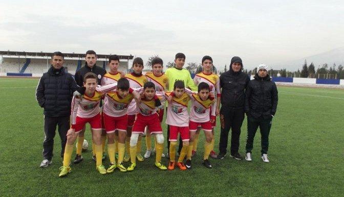 """Kahramansarayspor Belediyespor'a """"Dur"""" dedi"""