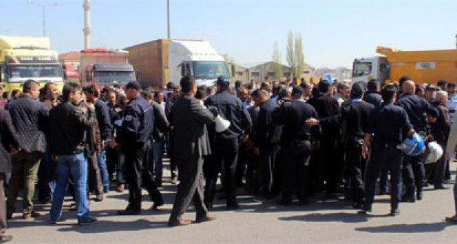 Kamyoncular mazottaki ÖTV'ye isyan etti!