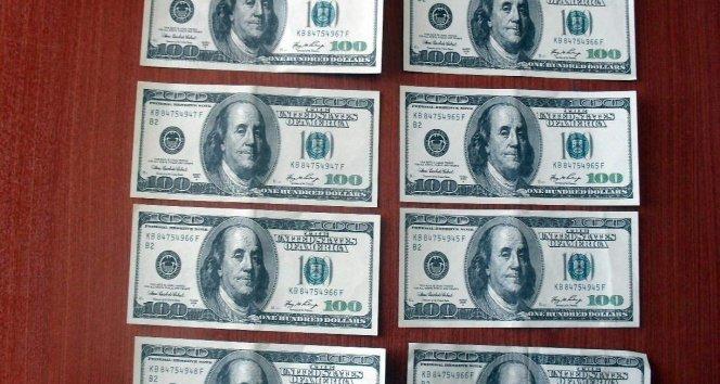 Adıyaman'da sahte dolar ele geçirildi!