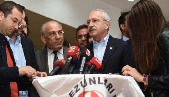 Kılıçdaroğlu'ndan koalisyona cevap geldi!.