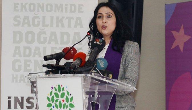 Yüksekdağ Kahramanmaraş'ta Miting Yapacak!