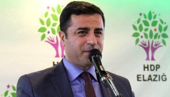 Demirtaş'tan Erdoğan'a Kur'an tepkisi!