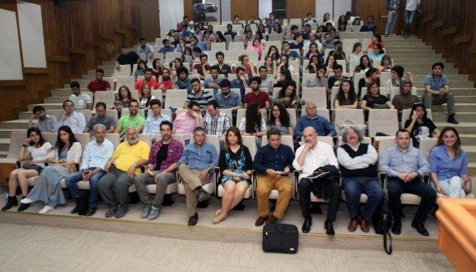 Ç.Ü. Kısa Film Festivali Sona Erdi