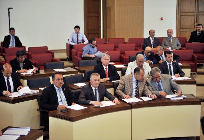 Büyükşehir Meclisi 12 Mayıs'ta Toplandı