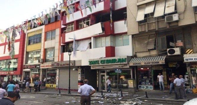 HDP'ye saldırılarla ilgili çarpıcı detay!
