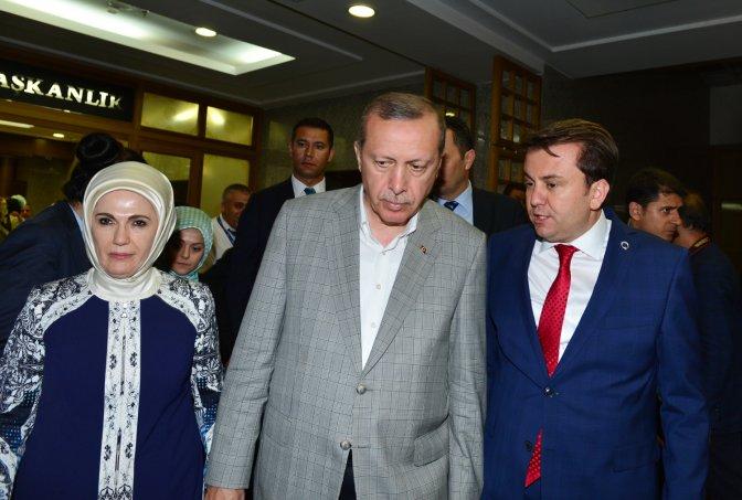 Cumhurbaşkanı Erdoğan Büyükşehri Ziyaret Etti