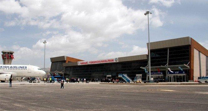 Hakkari Yüksekova Havalimanı açılıyor!
