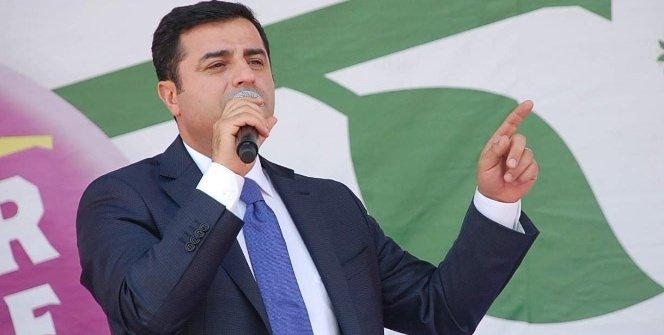 Selahattin Demirtaş: 'Sizin milletvekiliniz olacağım'!
