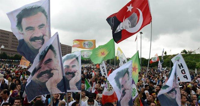 HDP'liler, seçim sonucunu kutladı!