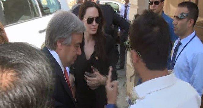 Angelina Jolie Midyat'ta!