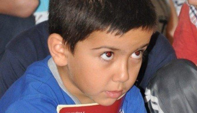 Çocukların Kur'an öğrenme heyecanı başladı