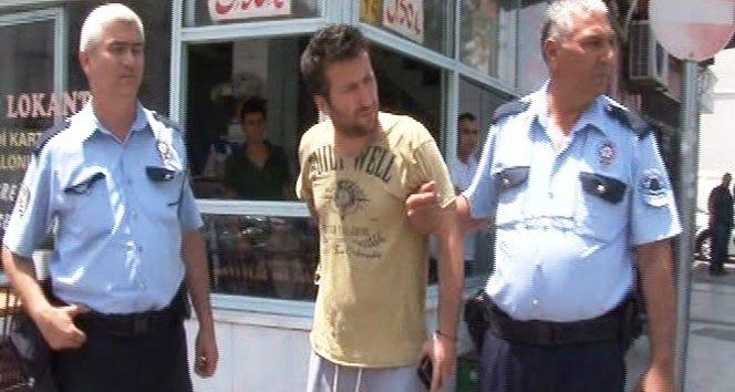 Tacizle suçlanan polis dehşet saçtı!