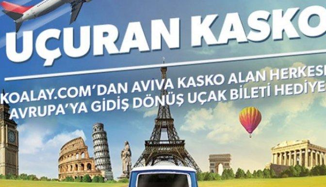 Avrupa'ya uçak bileti kampanyası başladı!