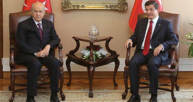 AKP-MHP görüşmesi sonrası ilk açıklama!