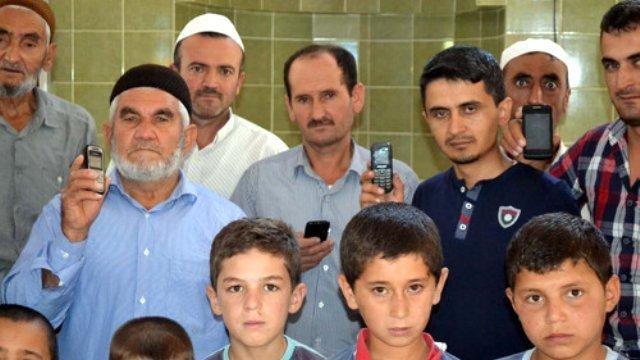 Camide Telefonu Çalana Para Cezası!