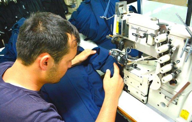 Konfeksiyon sektörü işçi sıkıntısı yaşıyor