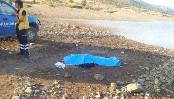 Kahramanmaraş'ta Baraj gölüne giren kardeşler boğuldu