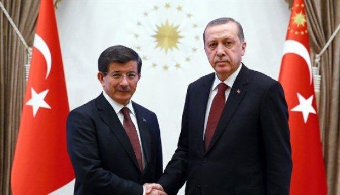 Erdoğan, Davutoğlu'nu Başbakan atadı!