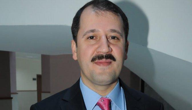 İl Başkanı Av. Metin Doğan istifa etti!