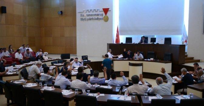 Dulkadiroğlu Meclisi Eylül Toplantısını Yaptı