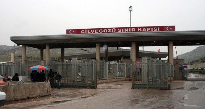 Cilvegözü Sınır Kapısı kapatıldı!