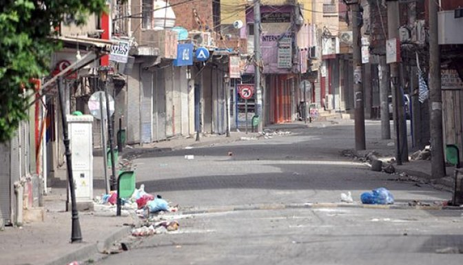 Cizre'de sokağa çıkma yasağı kaldırılıyor!