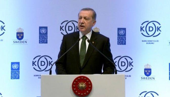Erdoğan, Avrupa ülkelerini çok sert eleştirdi!