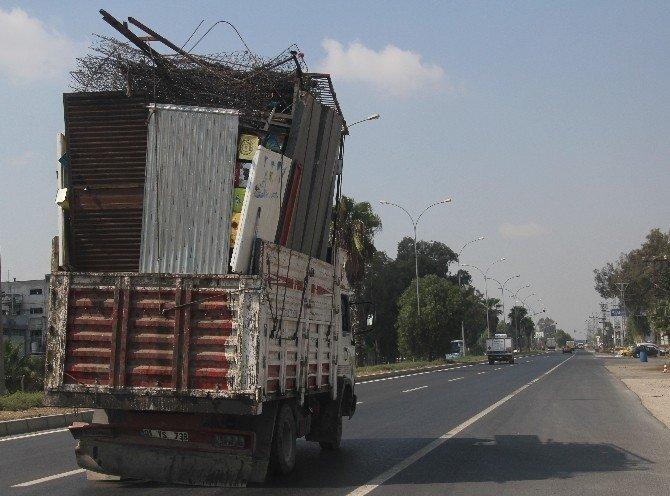 Karayolunda Tehlikeli Taşımacılık