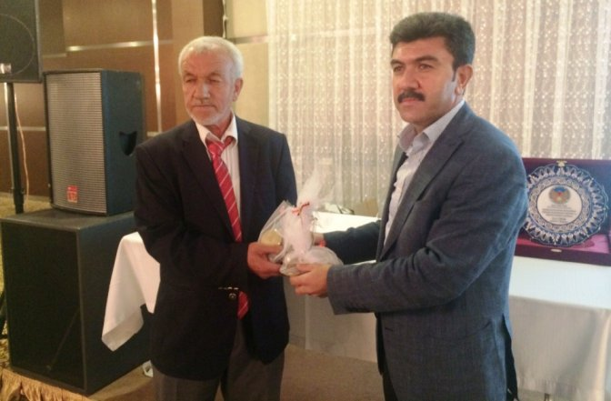 Spor Kulüplerinden Kahveci'ye Ödül!
