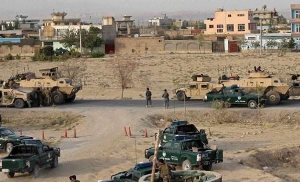 Afgan güçleri Kunduz'u geri aldı!