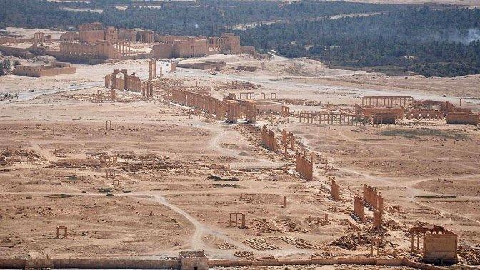 UNESCO DAEŞ'in saldırısını kınadı!