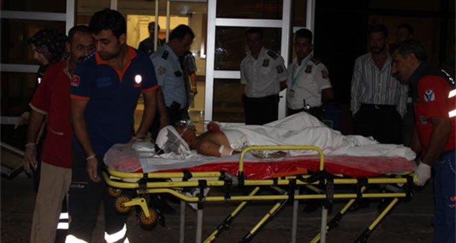 Pazar yerinde bomba patladı: 30 ölü, 15 yaralı!!