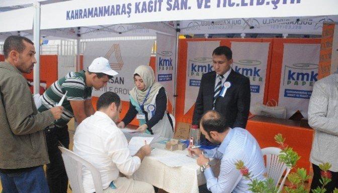 Kahramanmaraş'ta 'İnsan Kaynakları Ve İstihdam Fuarı'