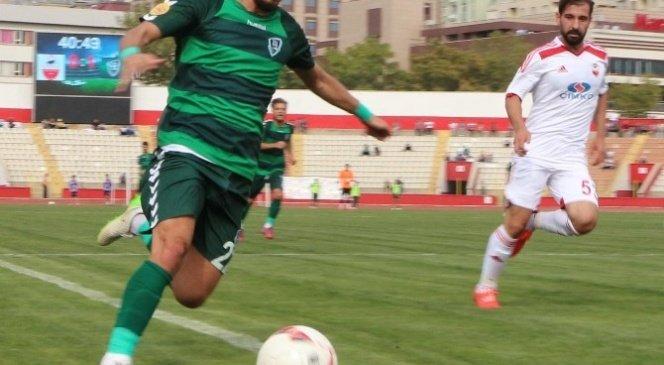 Kahramanmaraşspor haftayı 1 puanla kapattı!