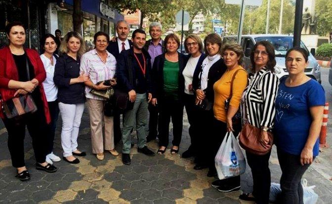 CHP adayı Ali Öztunç'a Adana'dan destek geldi!