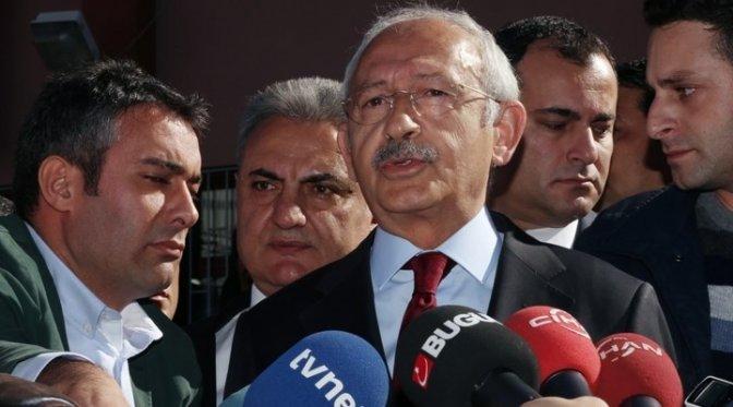 Kılıçdaroğlu'ndan ilk yorum: