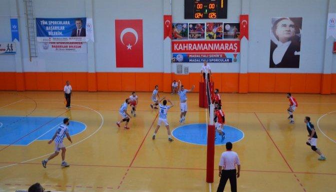 Belediyespor Voleybol Takımı yine mağlup!