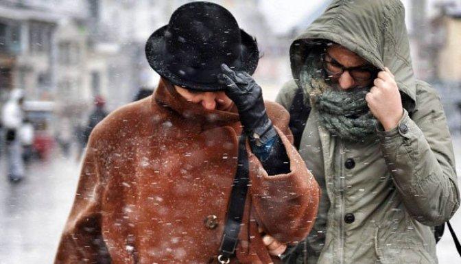 1 Aralık 2015 yurtta hava durumu!