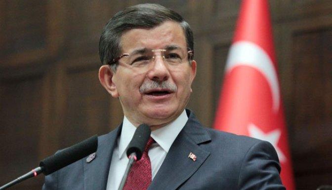 Davutoğlu: 'Kobani'den sonra hazırlık emri verdik'!