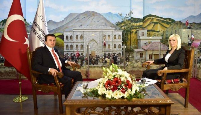 Başkan Erkoç TGRT Haber'e Konuk Oldu…