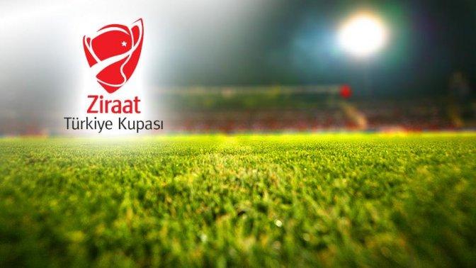 Ziraat Türkiye Kupası'nda 2.hafta maçları tamamlandı