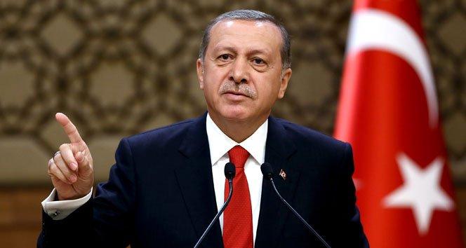 Cumhurbaşkanı Erdoğan: Bedel ödemeliler!